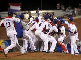 Equipo Dominicano- Campeones Mundiales 2013